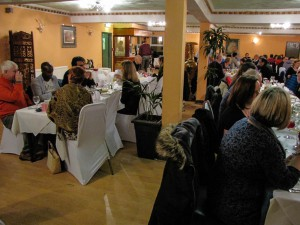 Nottingham Labour fundraiser for Nottingham and Nottinghamshire Refugee Forum.