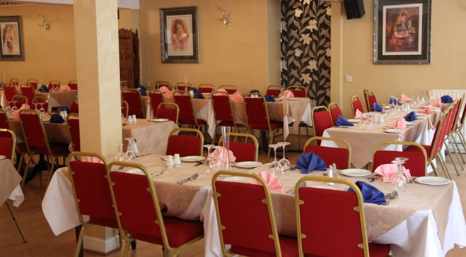 Function room available